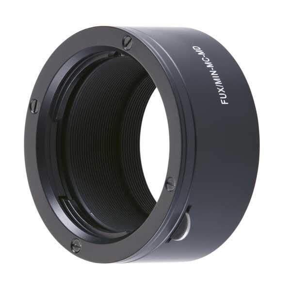 Novoflex Adapter Minolta MD/MC Objektiv an Fuji X Mount