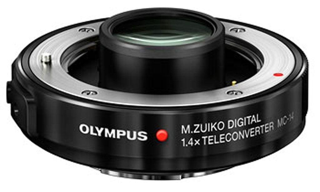 Olympus M.Zuiko Digital 1.4-fach-Telekonverter MC-14