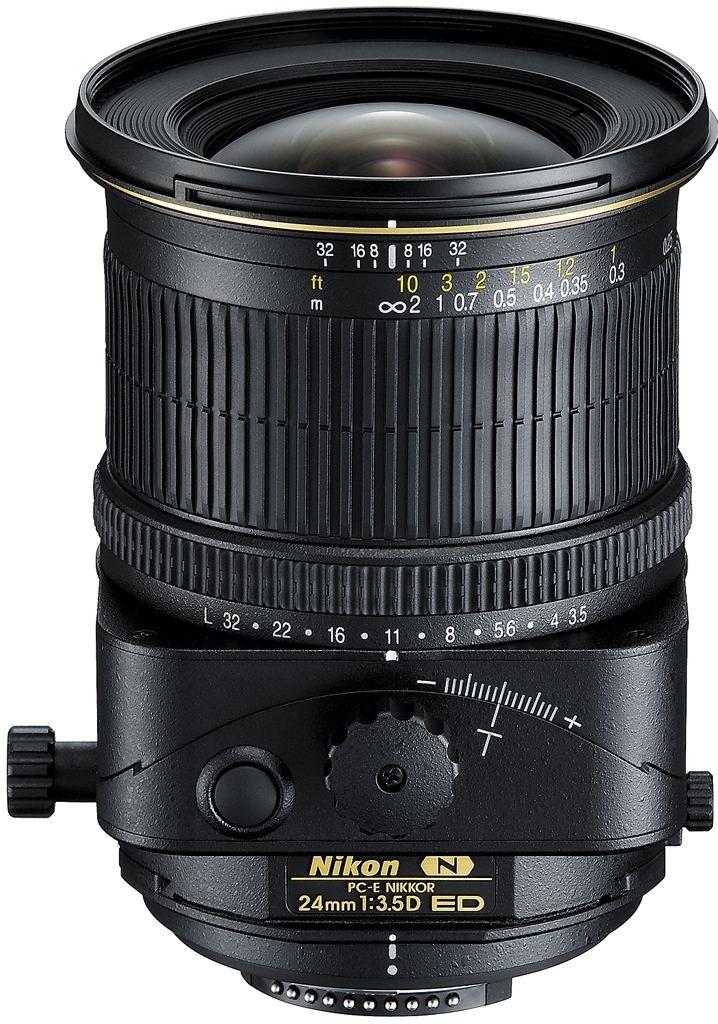 Nikon PC-E 24mm 1:3,5D ED inkl. 5-Jahre Nikon Garantieverlängerung