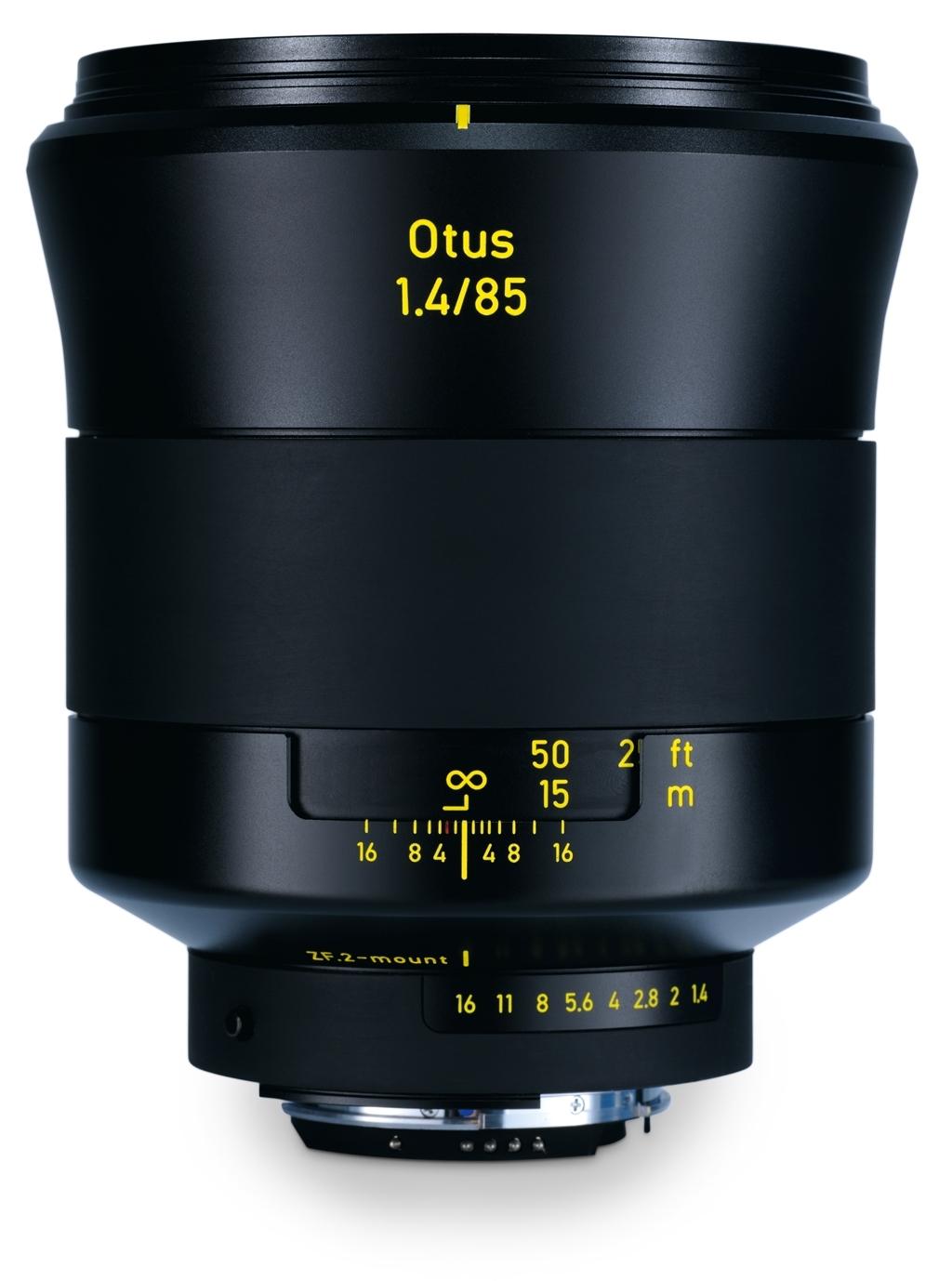 ZEISS Otus 85mm 1:1,4 ZF.2 für Nikon