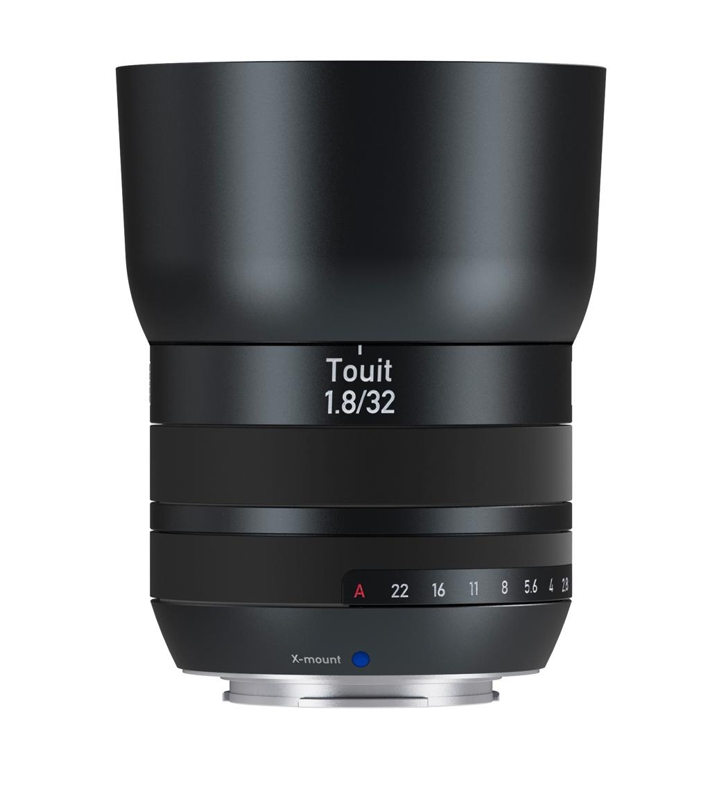 ZEISS Touit 32mm 1:1,8 für Fuji (X-Mount)