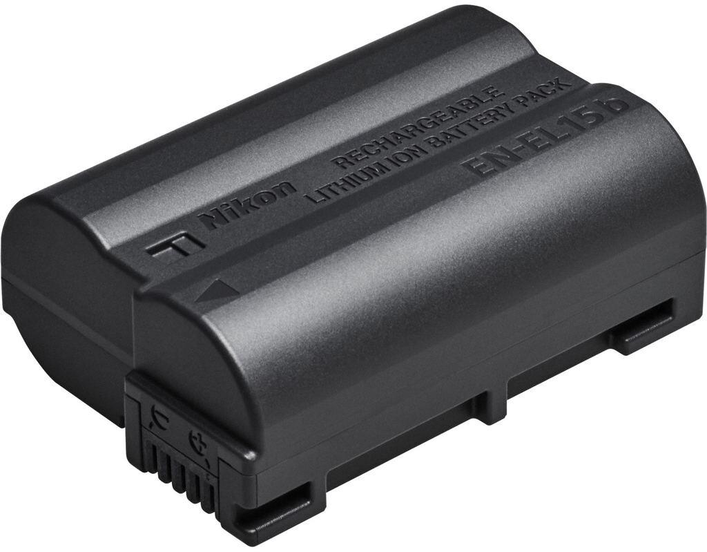 Nikon EN-EL 15b Li-Ion Akku für Z6/Z7/D7500/D750/D780/D850/D810