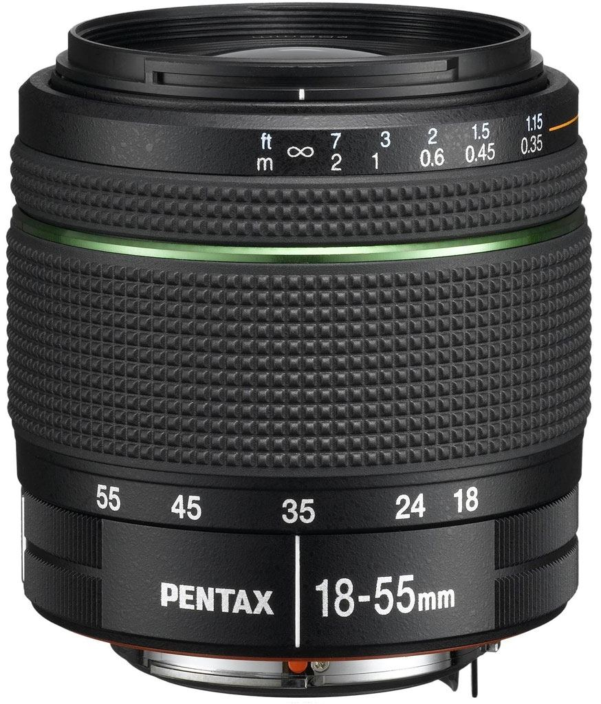 Pentax 18-55mm 1:3,5-5,6 ED DC WR
