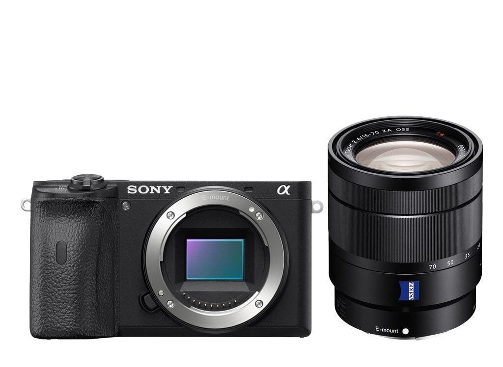 Sony alpha 6600 (ILCE6600B) + SEL 16-70mm 1:4,0 ZA ZEISS Vario-Tessar T* OSS (SEL1670Z)
