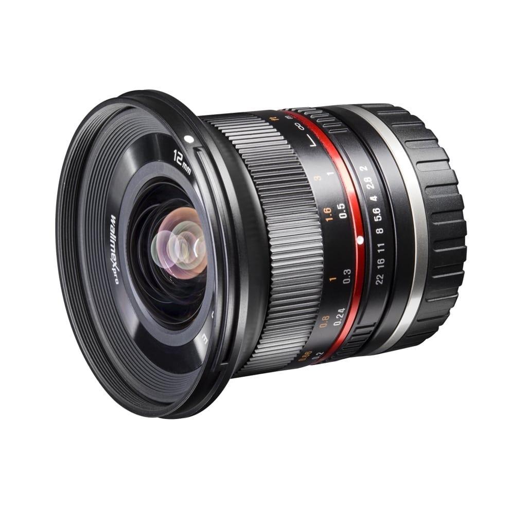 Walimex Pro 12mm 1:2,0 APS-C für Fujifilm X