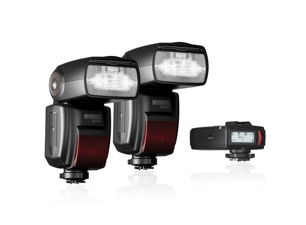 Hähnel MODUS 600RT MK II Wireless Pro Kit für Nikon