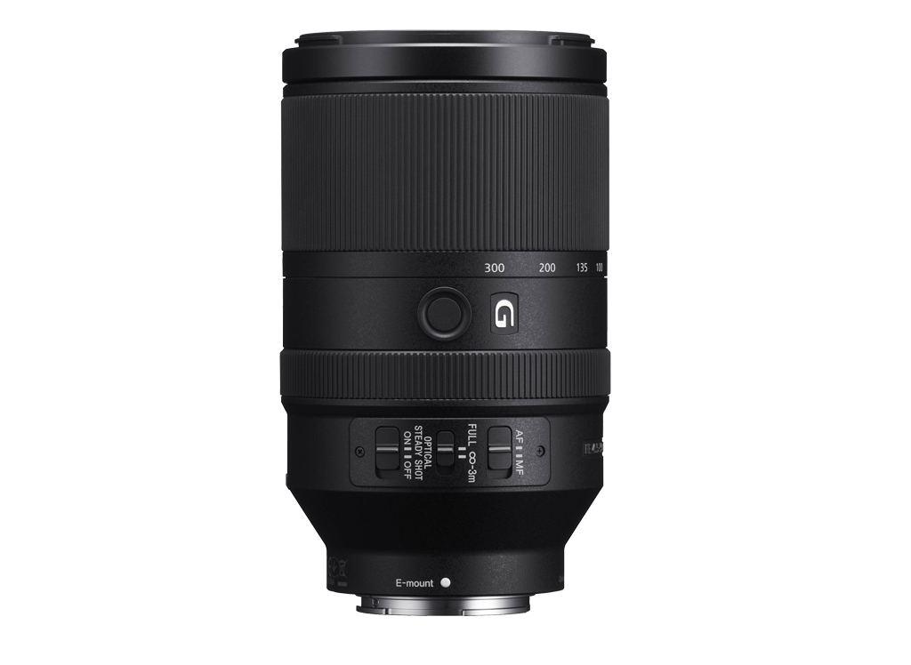 Sony SEL FE 70-300mm 1:4,5-5,6 G OSS (SEL70300G) E-Mount