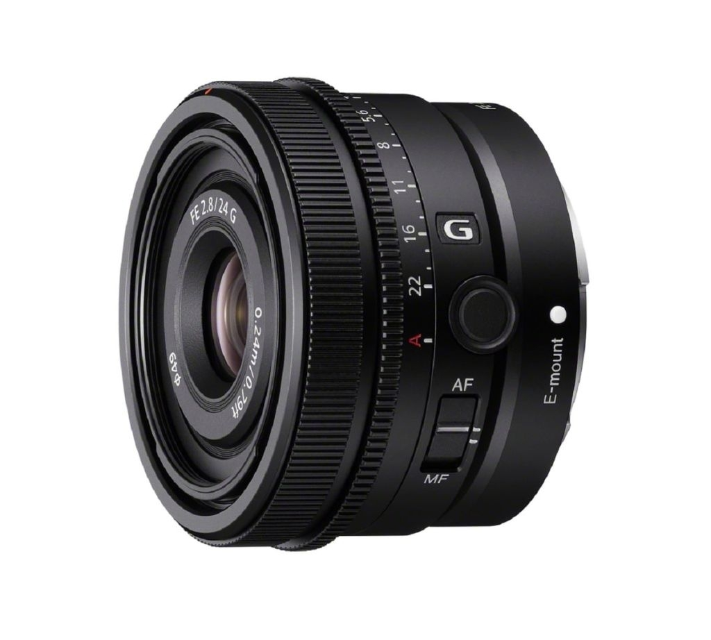 Sony SEL FE 2,8/24 mm G E-Mount