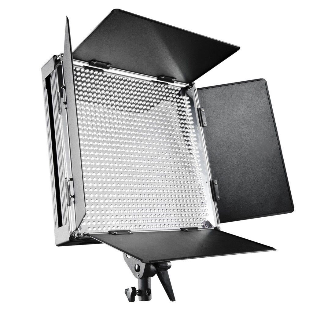 Walimex Pro LED 1000 Flächenleuchte dimmbar+WT-806