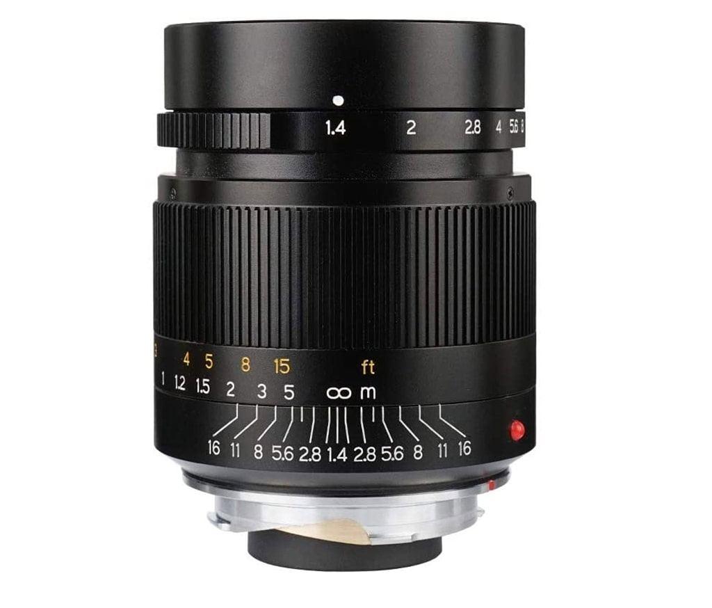 7Artisans 28mm 1:1,4 für Leica M