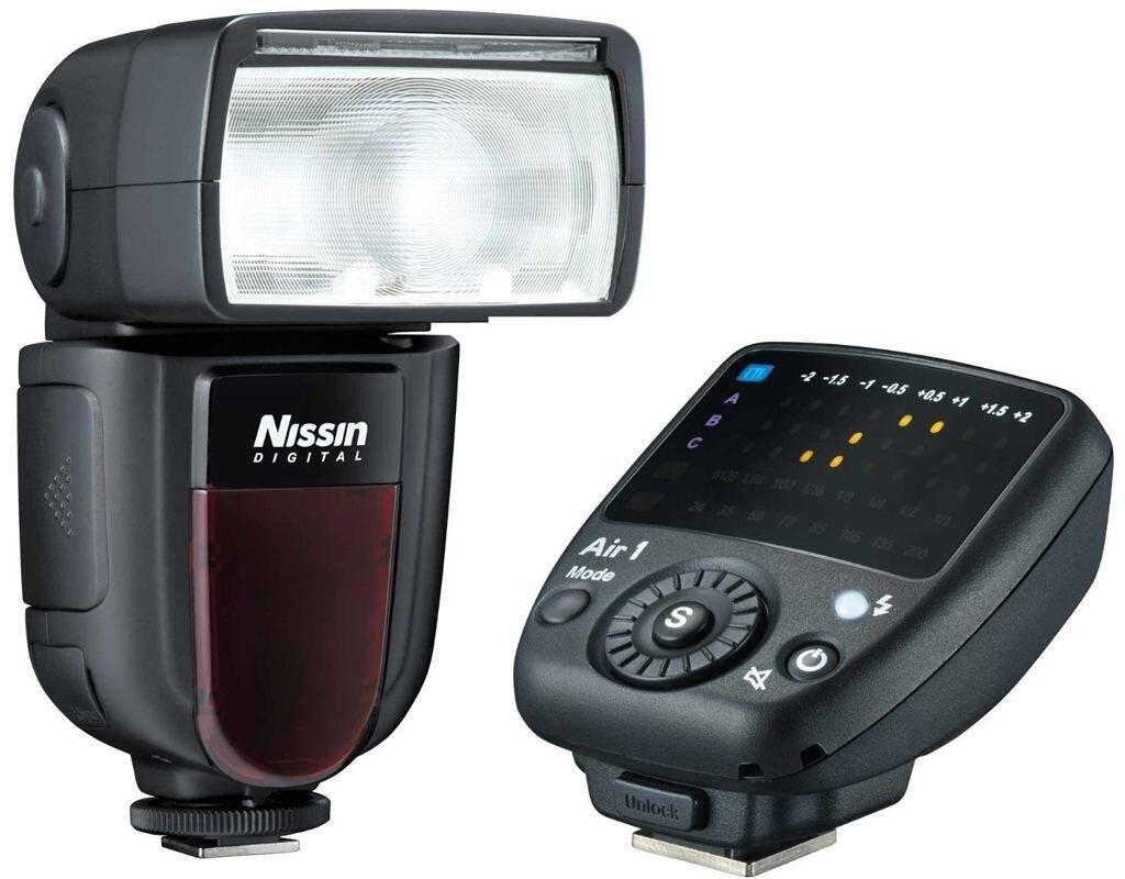 Nissin Blitzgerät Di700A Kit Air 1 f. Nikon