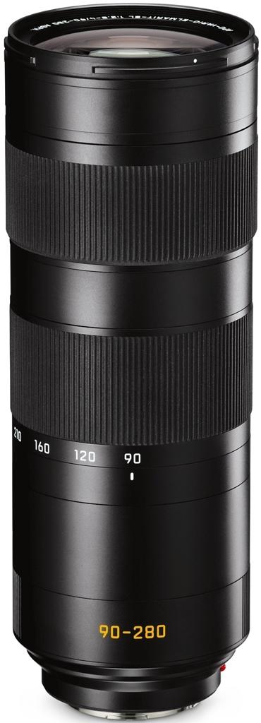 LEICA APO-VARIO-ELMARIT-SL 2.8-4/90-280mm, schwarz eloxiert 11175