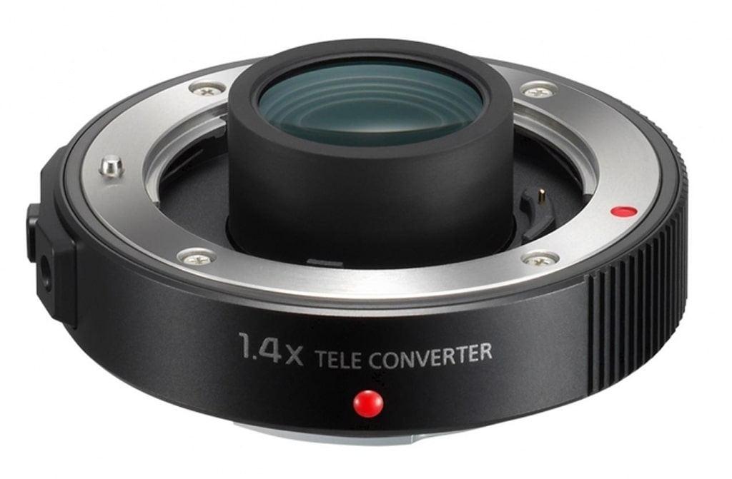 Panasonic Telekonverter 1.4x DMW-TC14E f. 50-200mm