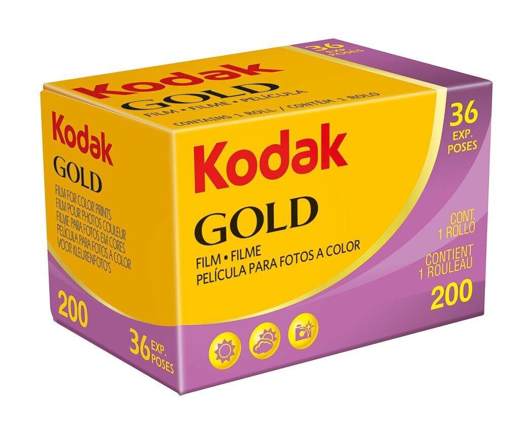 Kodak Film Gold 200 135/36 einzeln