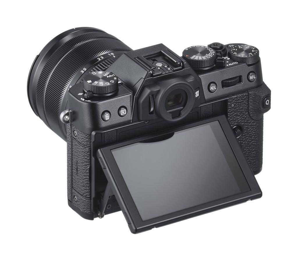Fujifilm X-T30 schwarz inkl. XF 18-55mm 1:2,8-4 R LM OIS