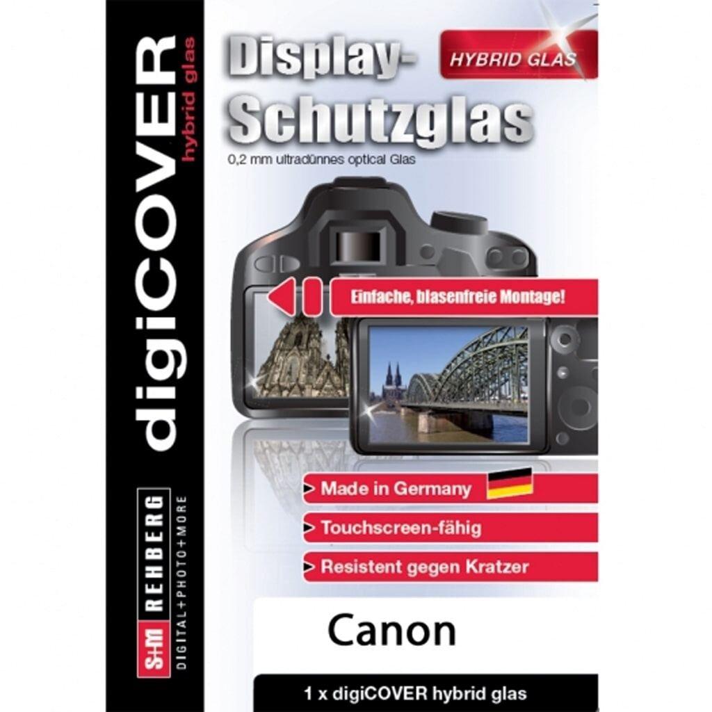 digiCOVER Display Schutzglas f. Canon EOS 5D Mark III/IV