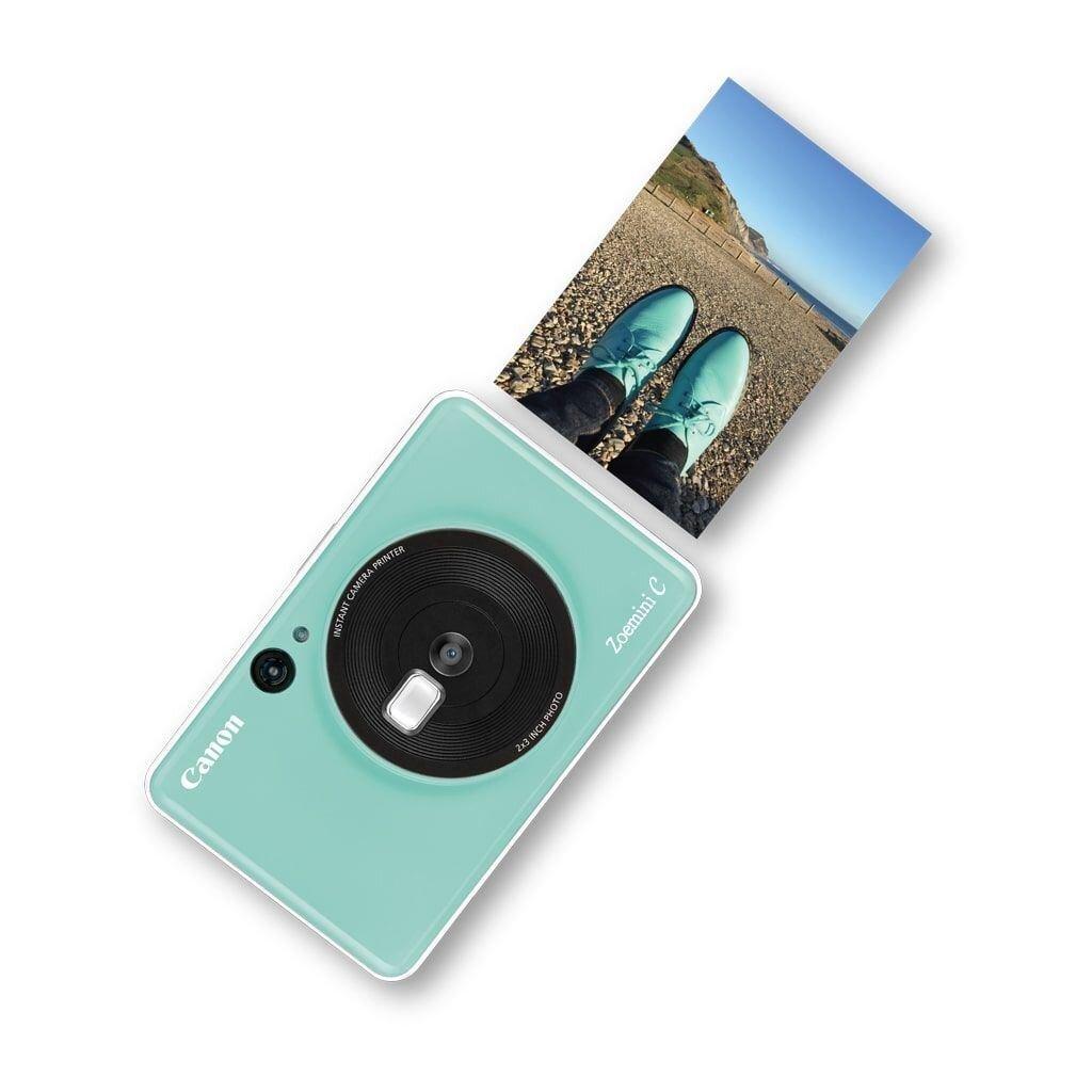 Canon Zoemini C Mint Green Sofortbildkamera