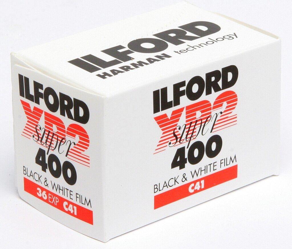 Ilford Film XP2 Super 135/36