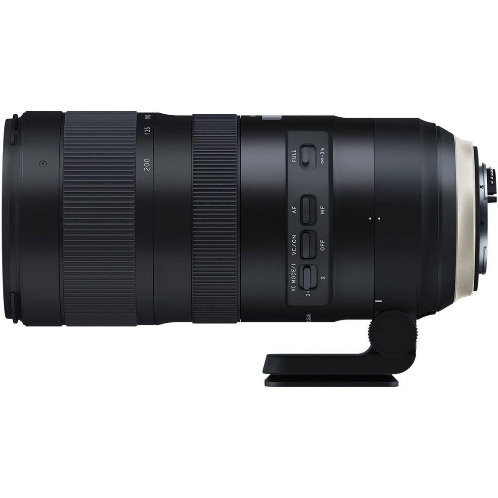 Tamron SP 70-200mm 1:2,8 Di VC USD G2 für Nikon F + Tamron TAP-in Console