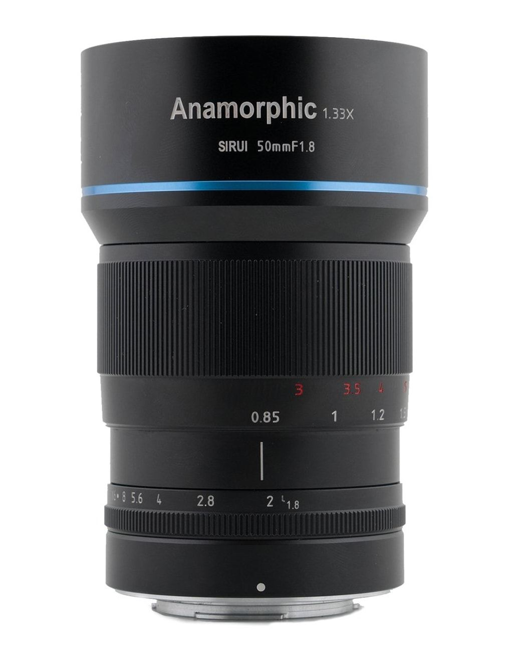 SIRUI 50mm 1:1,8 1.33x anamorphes Objektiv MEK7E für Sony E
