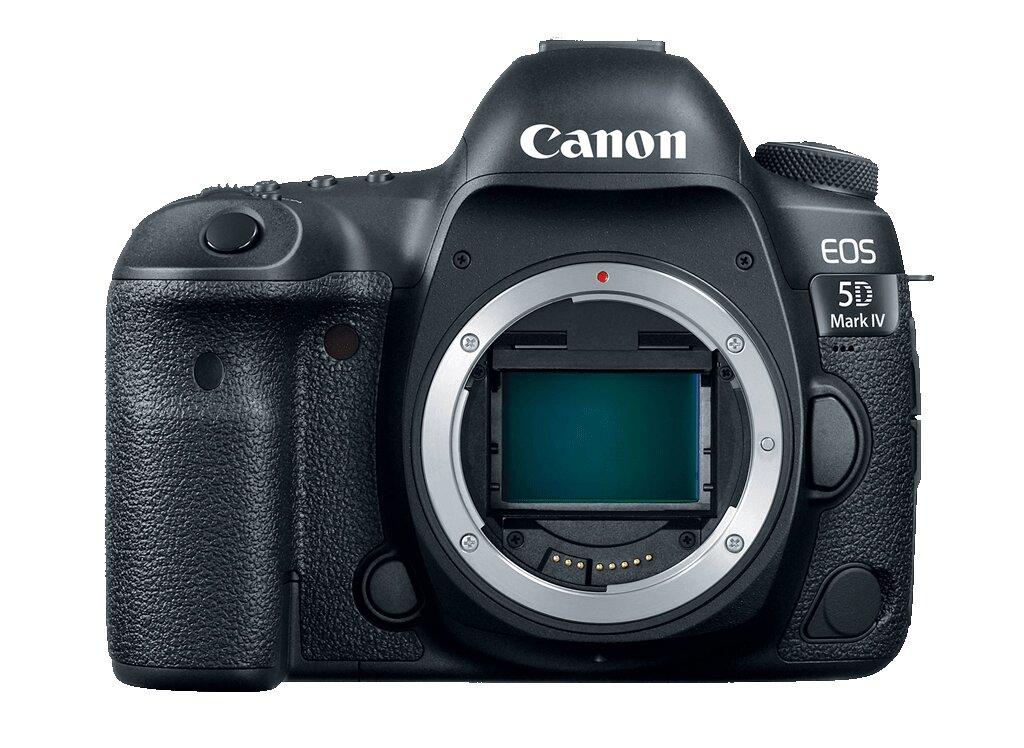 Canon EOS 5D Mark IV Gehäuse -500€ Eintauschprämie / 2499€ Effektivpreis