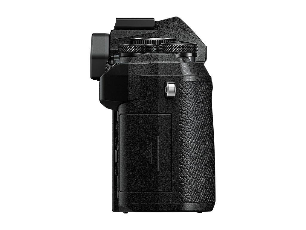 Olympus OM-D E-M5 Mark III schwarz Gehäuse