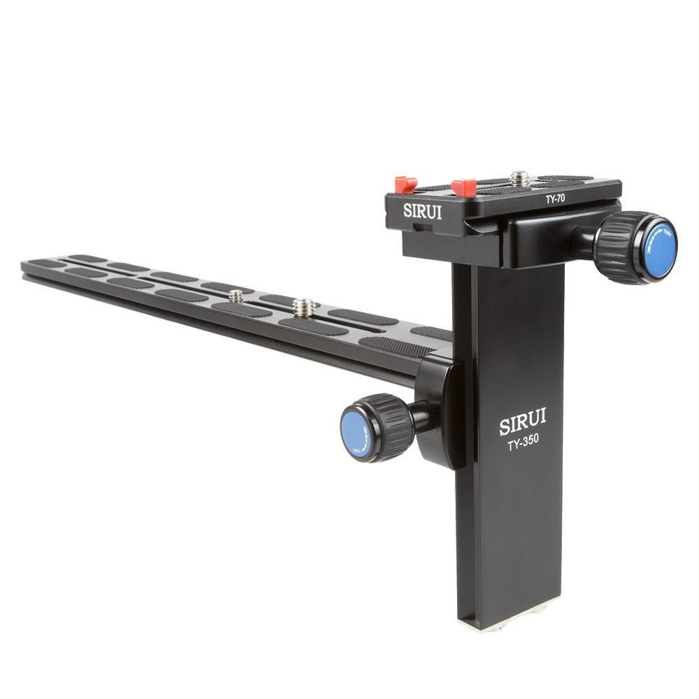SIRUI TY-350 Objektivschiene 35cm für Arca Swiss Aluminium schwarz