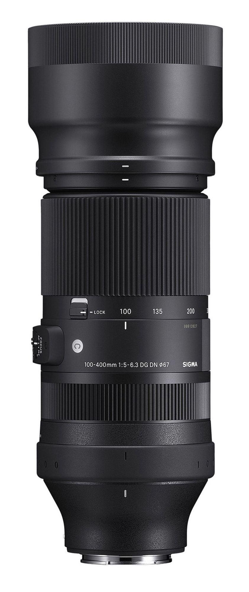 Sigma 100-400mm 1:5,0-6,3 DG DN OS Contemporary für Sony E-Mount