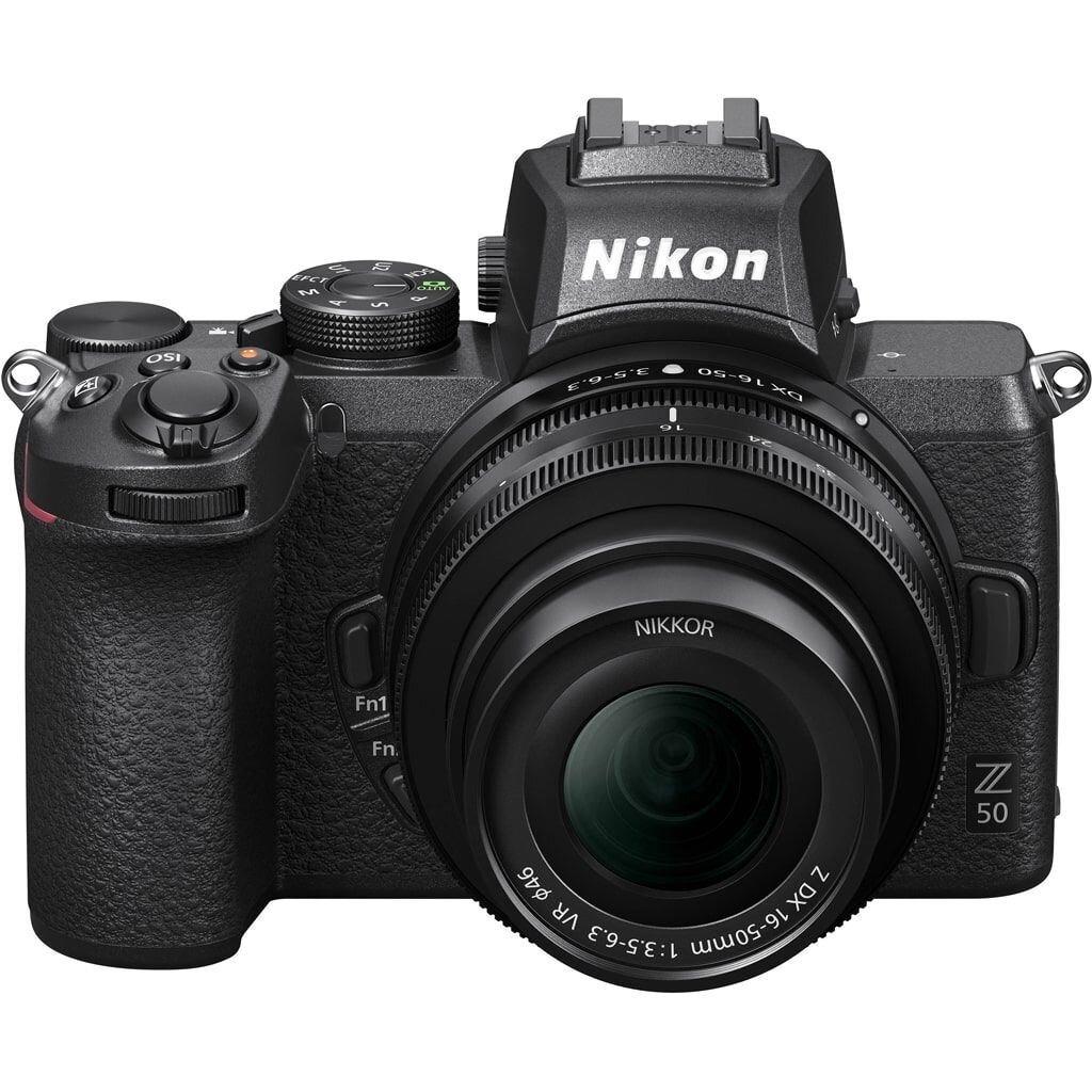Nikon Z50 + NIKKOR Z DX 16-50mm 1:3,5-6,3 VR