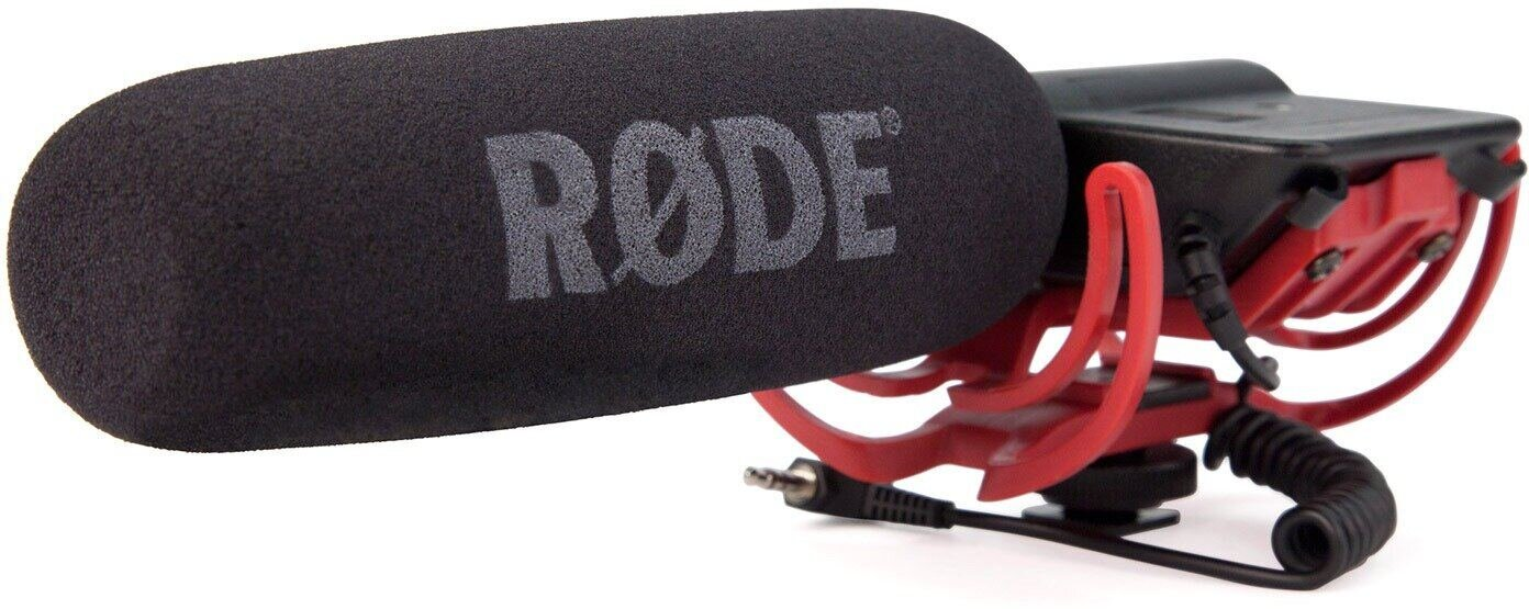 Rode Video Mic Rycote Kameramikrofon