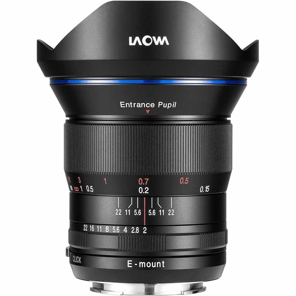 LAOWA 15mm 1:2,0 Zero-D für Canon RF