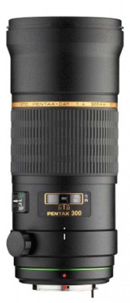 Pentax 300 mm 1:4,0 DA* SDM