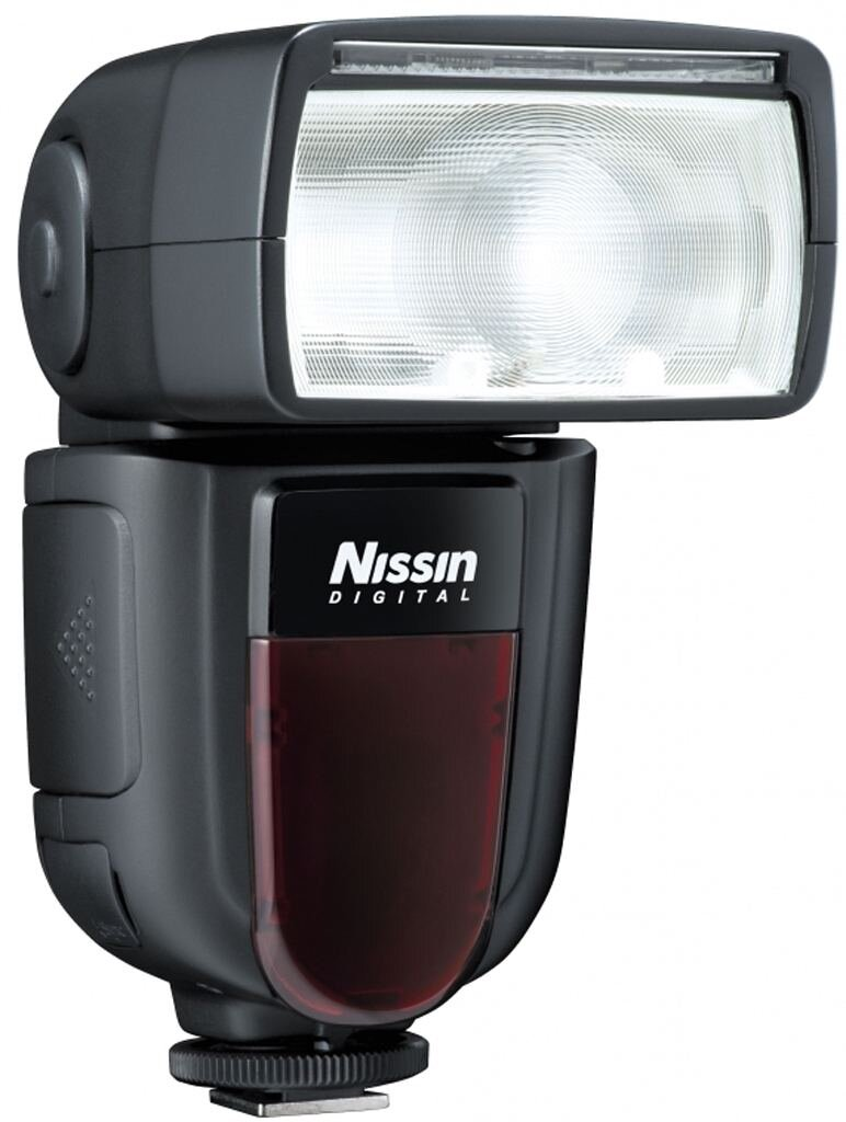 Nissin Blitzgerät Di700A f. Nikon