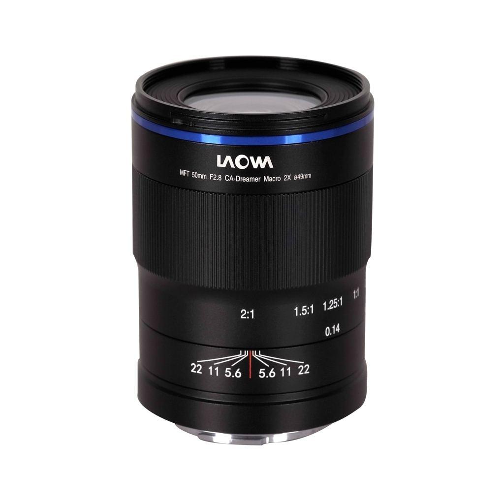 LAOWA 50mm 1:2,8 2X Ultra Macro APO für Micro Four Thirds (MFT)