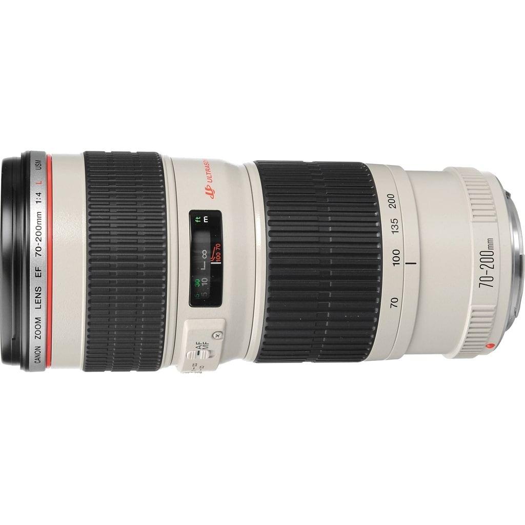 Canon EF 70-200mm 1:4,0 L USM