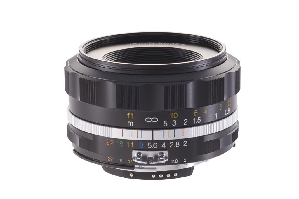 Voigtländer Nikon 40mm 2,0 Ultron SL II-S schwarz