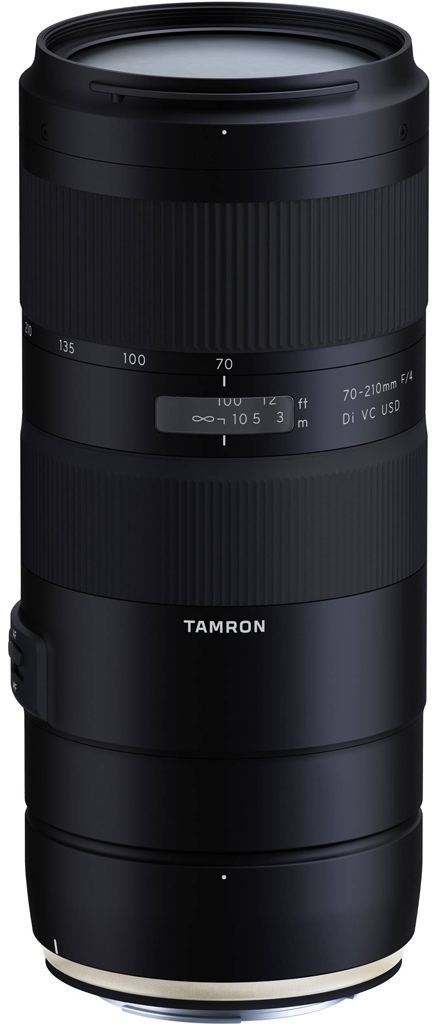 Tamron 70-210mm 1:4,0 Di VC USD für Canon EF