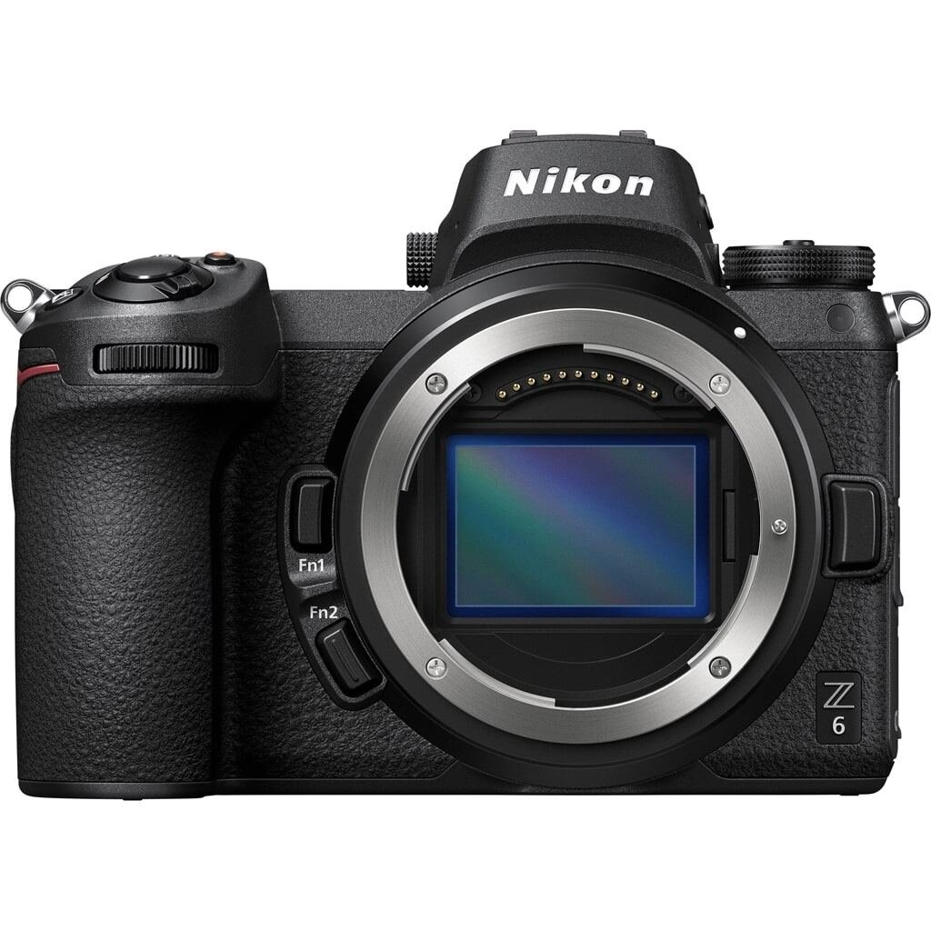 Nikon Z6 Gehäuse + FTZ Objektivadapter