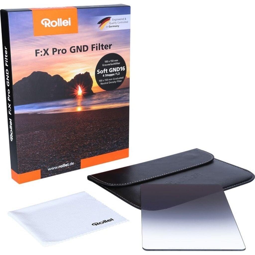 Rollei F:X Pro Soft GND16 Grauverlaufsfilter 100mm Rechteckfilter