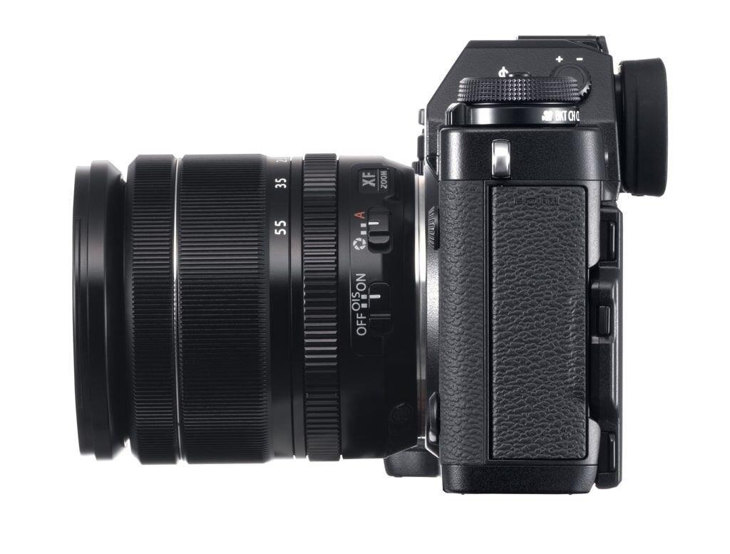 Fujifilm X-T3 schwarz inkl. XF 18-55mm 1:2,8-4,0 R LM OIS + Batteriegriff VG-XT3