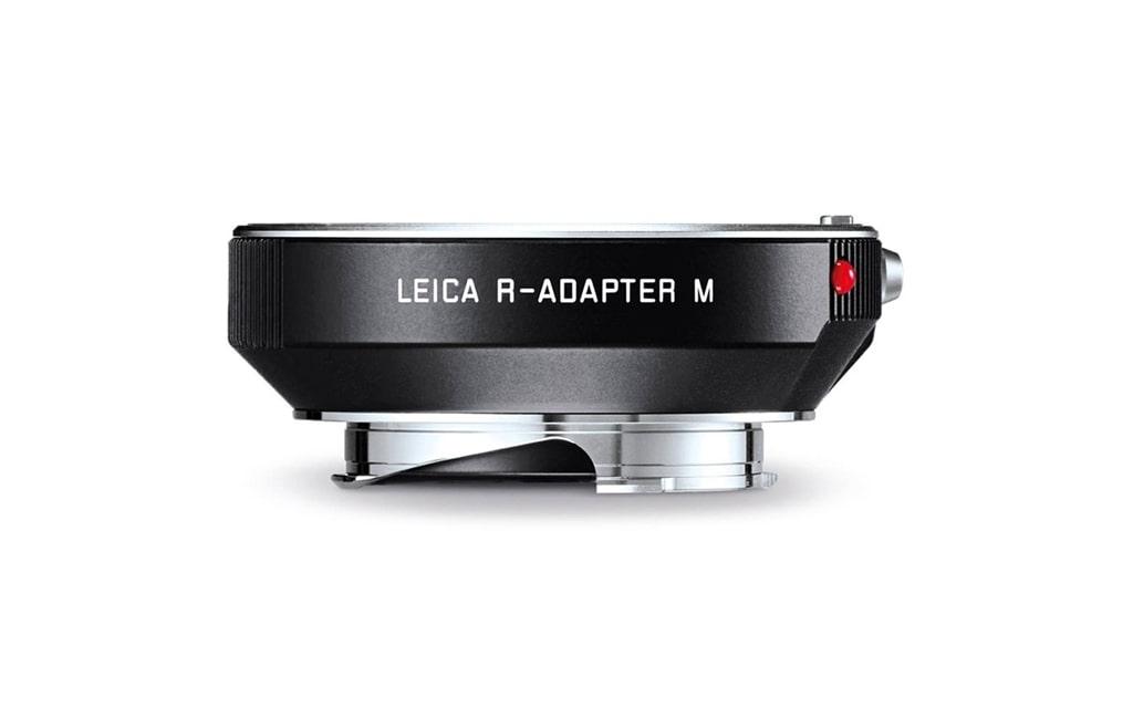Leica R-Adapter M, schwarz lackiert 14642