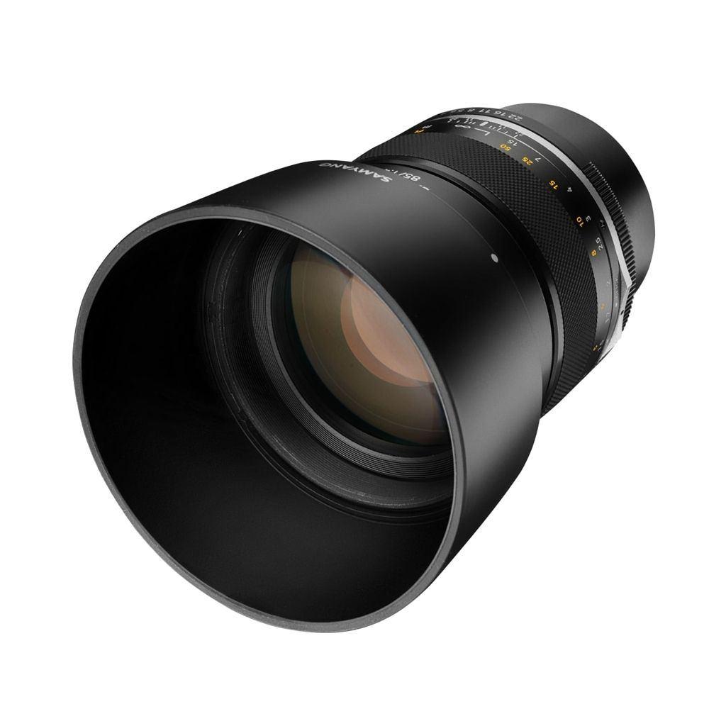 Samyang MF 85mm 1:1,4 MK2 Sony E