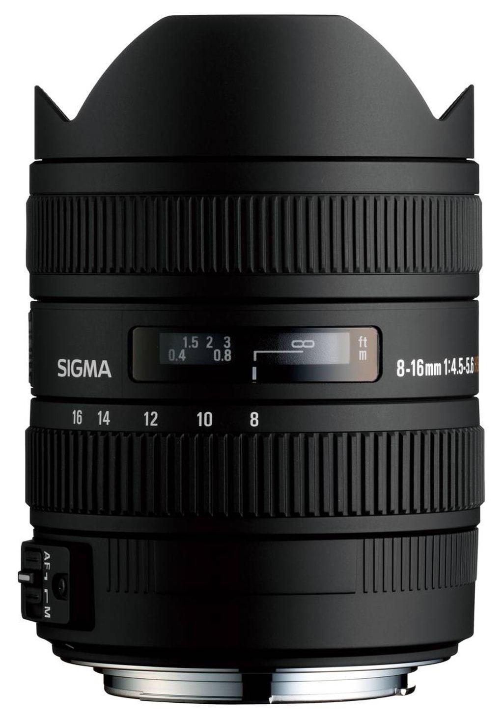 Sigma 8-16 mm 1:4,5-5,6 DC HSM for Nikon