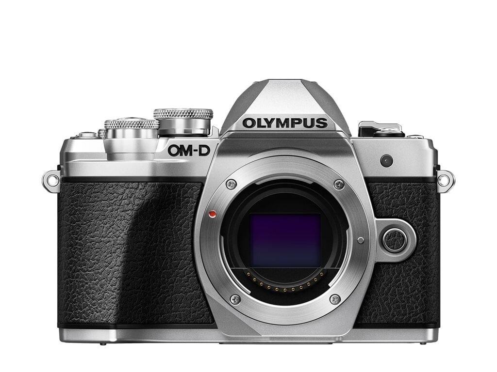 Olympus OM-D E-M10 Mark III silber