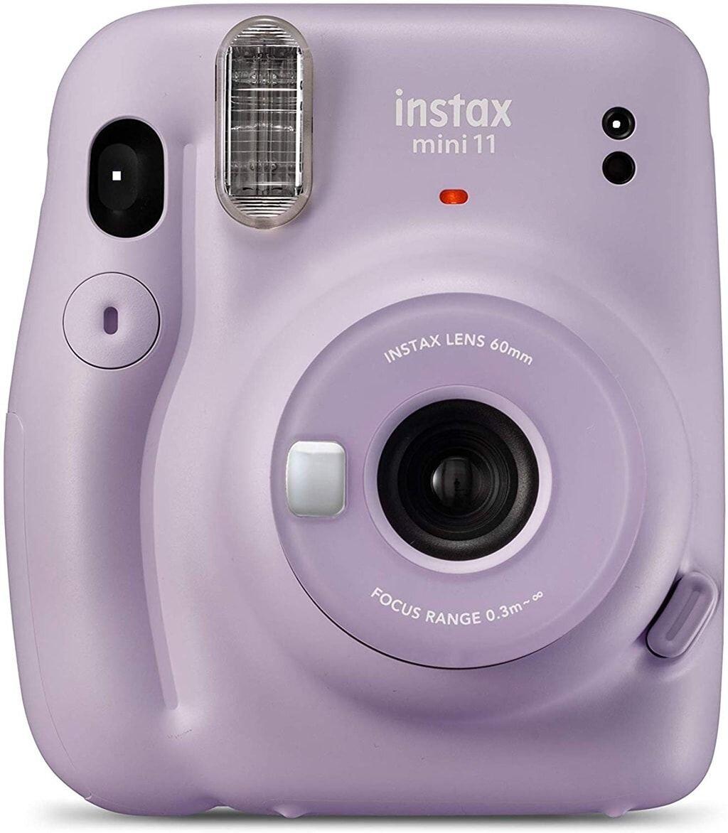 Fujifilm Instax Mini 11 Lilac Purple Sofortbildkamera