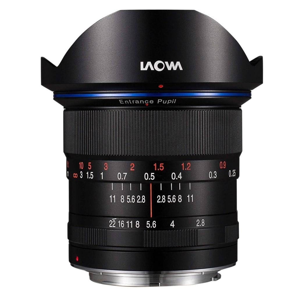 LAOWA 12mm 1:2,8 Zero-D für Nikon Z