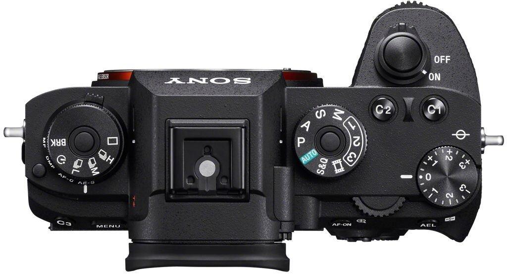 Sony alpha 9 (ILCE9) Gehäuse