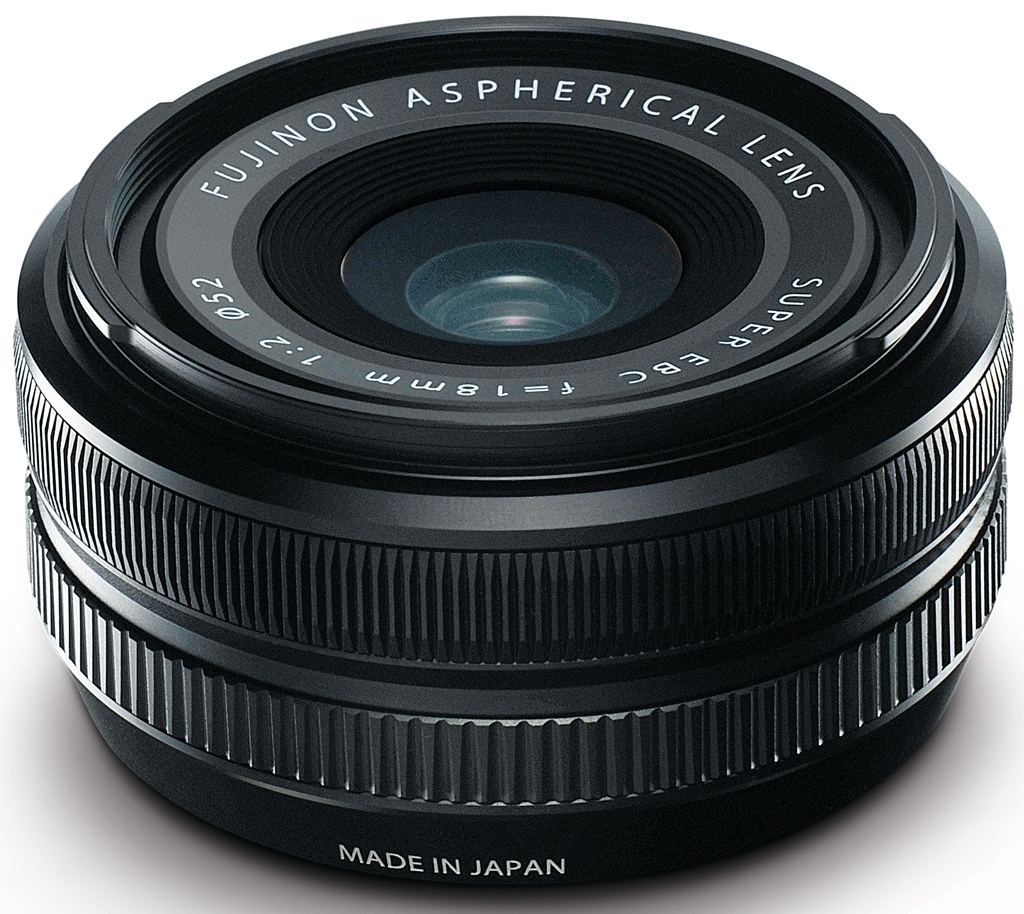 Fujifilm XF 18mm 1:2,0 R