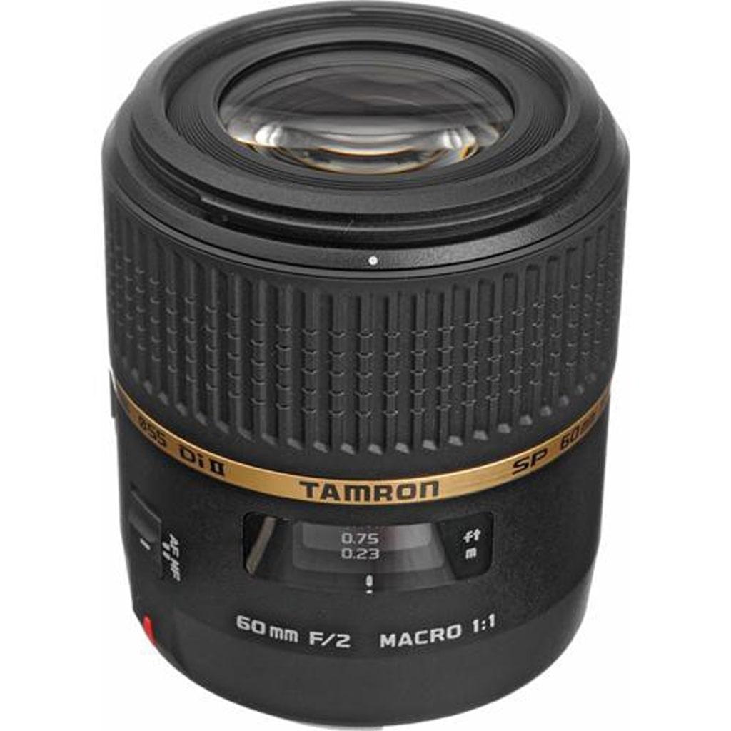 Tamron 60mm 1:2,0 Di II LD [IF] Macro für Nikon B-Ware