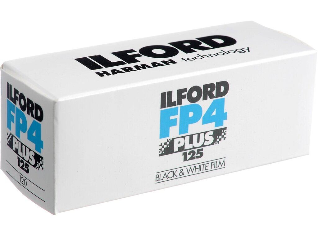 Ilford Film FP4 Plus 125/120
